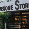awesome store & cafe ご紹介です
